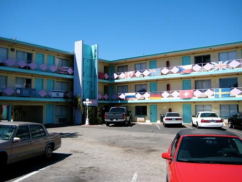Tod Motor Motel, Las Vegas, NV