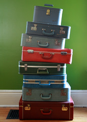 more suitcases