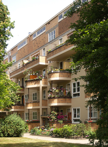 hugo h‰ring, siemensstadt housing, 1929