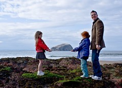Children steal huge island from Firth of Forth.....