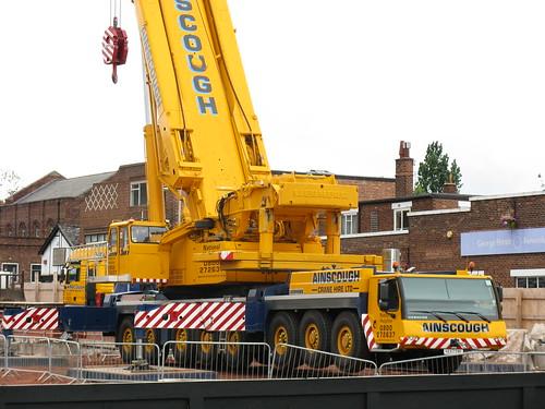 Liebherr LTM 1500 - 8.1 Mobile Crane