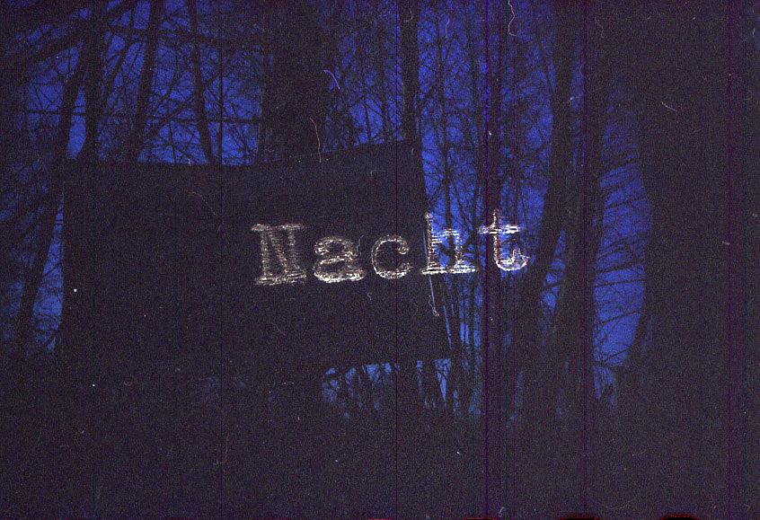 Nacht (Night)