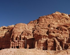 Petra - Noble Tombs