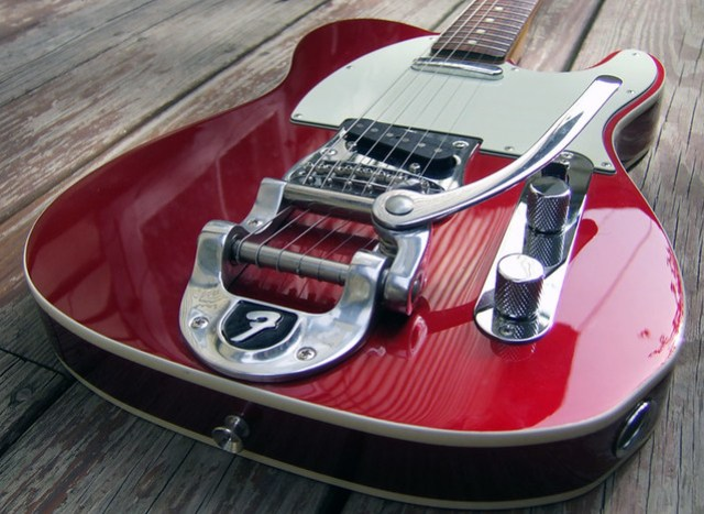 Fender Telecaster with Bigsby