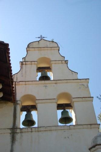 Belltower of San Juan Bautista