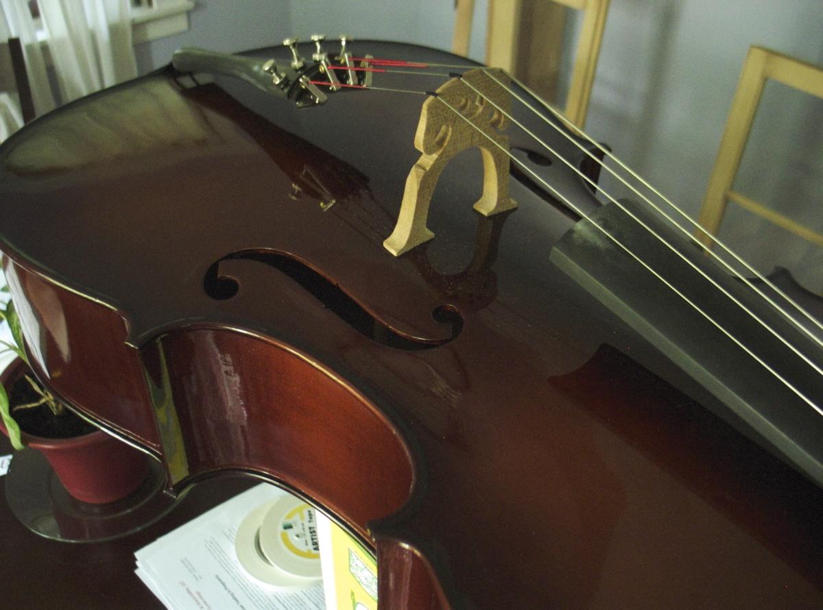 Mystery cello