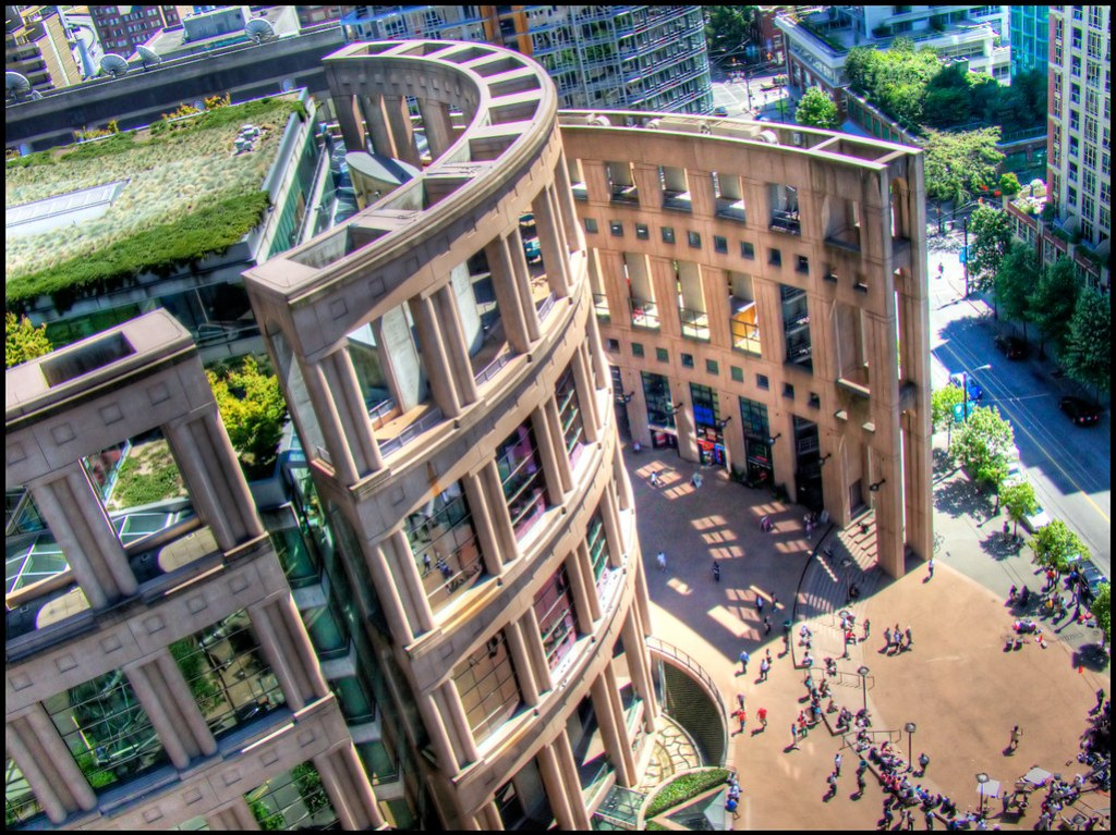 The Vancouver Central Library