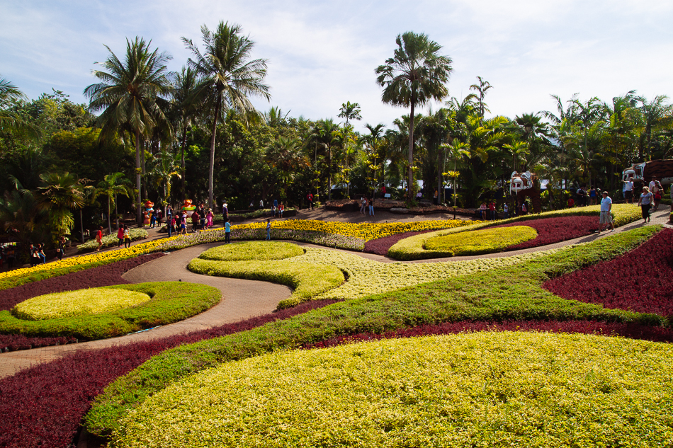 Butterfly Hill, Nong Nooch Tropical Garden, Pattaya