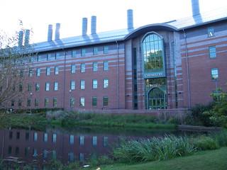 Edificio de químicas