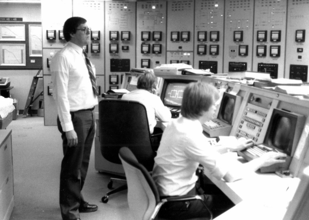 Systems Control Center  1983