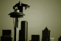 King Kong, the Space Needle, and the 50-foot Woman