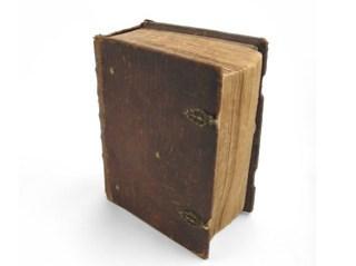 big manuscript