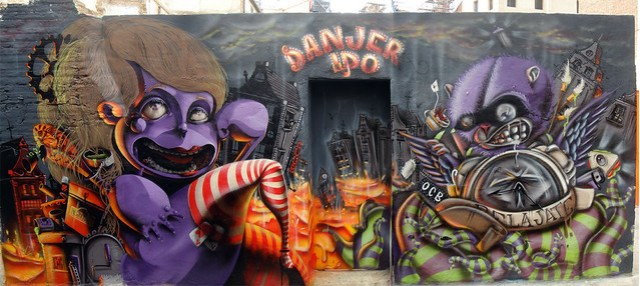 muro IDO & DANJER