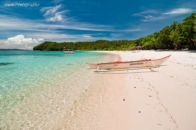Subic Beach: Island Hopping in Matnog, Sorsogon, Philippines