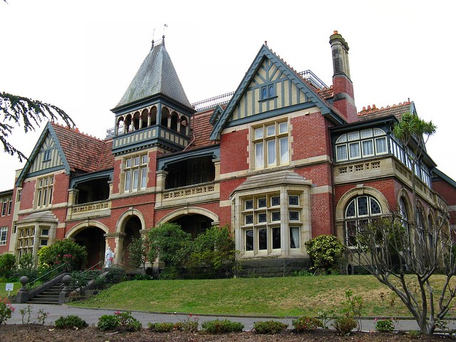 Woodlands, North Park Mansion - Essendon by Dean-Melbourne