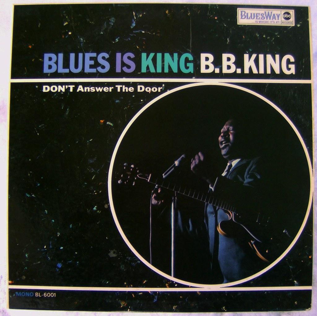 Bb King Blues Is King