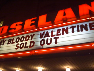 My Bloody Valentine sells out