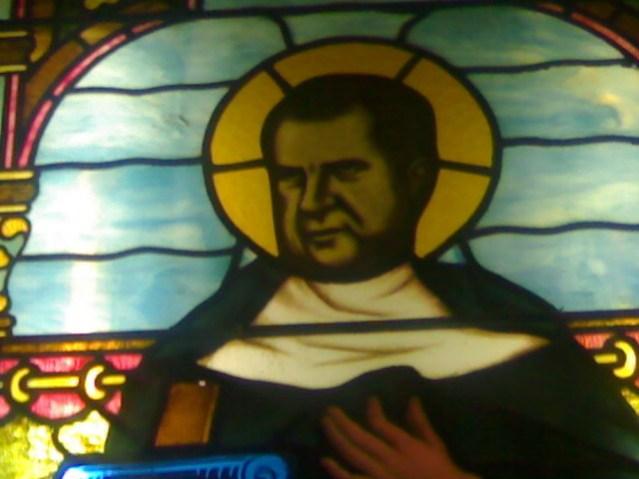 Do you remember St. Nixon?