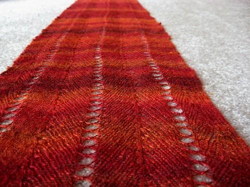 mango silk scarf