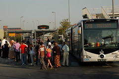 Istanbul MetroBus 19