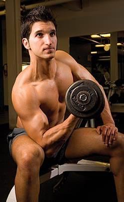body building regime