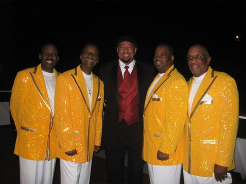 Phil Gates _ The Four Tops