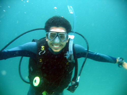 PADI Open Water Scuba diving