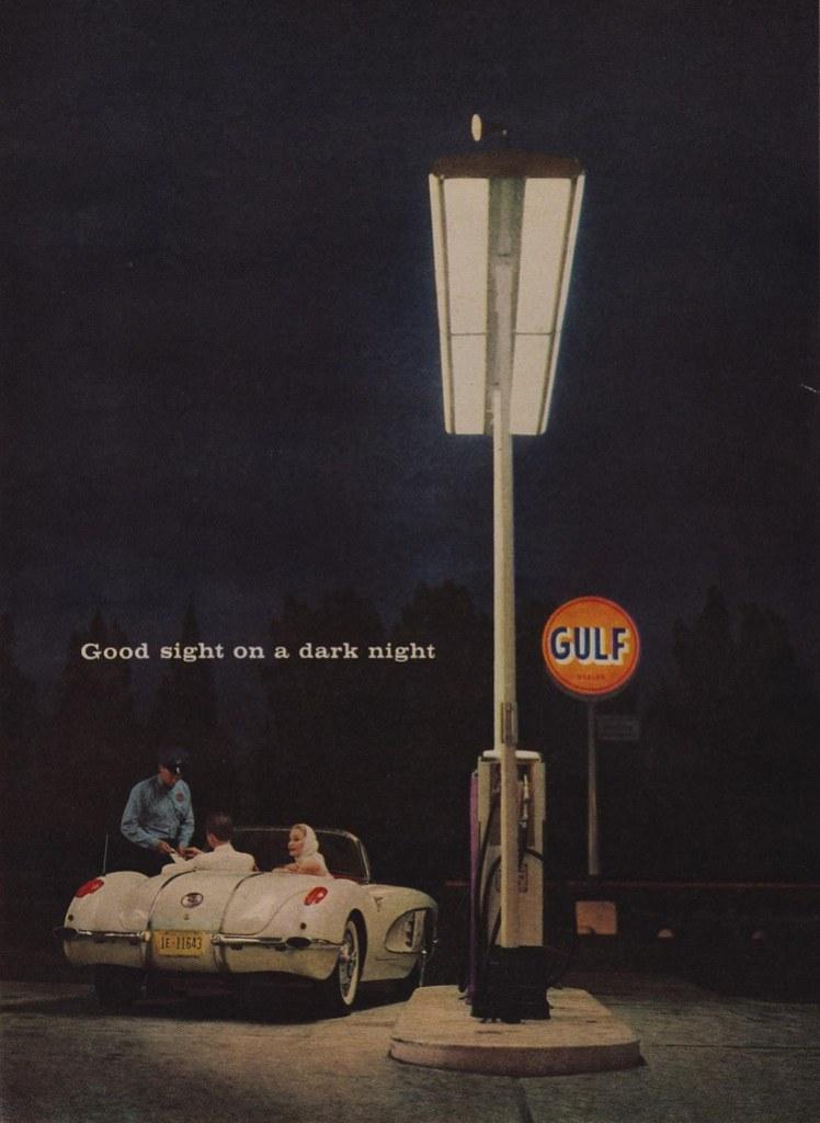 Gulf Dealers - 1950s