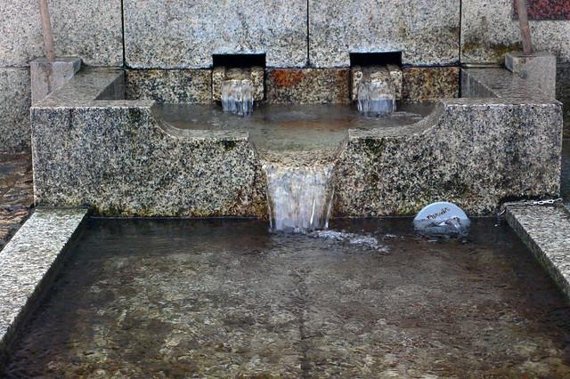 臼井戸 弘法の清水