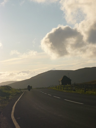 Isle of Man Mountain Road