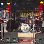 Sandman Viper Command @ Zaphods