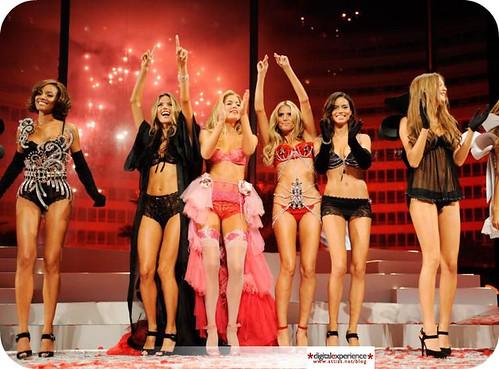 Victoria's secret show 2008