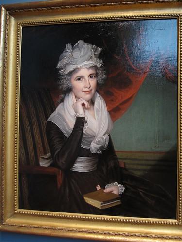 Day 4 De Young Rogers Portrait