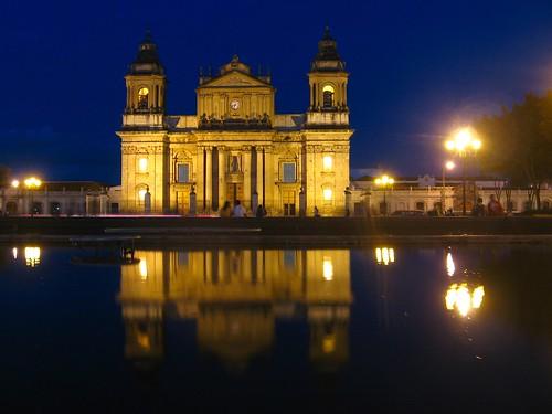 Catedral de Ciudad de Guatemala by Karlbert