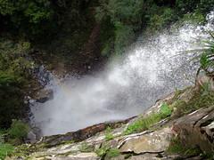 42ª Trilha - Rincão do Meio - Cachoeiras do Assis Brasil e Ponte de Ferro - Itaara RS - 21.09.2008 por Clube Trekking Santa Maria RS - BRASIL