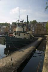 Greenland Dock