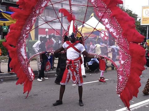 Lagos Carnival 2011 - Alagomeji Parade by Jujufilms