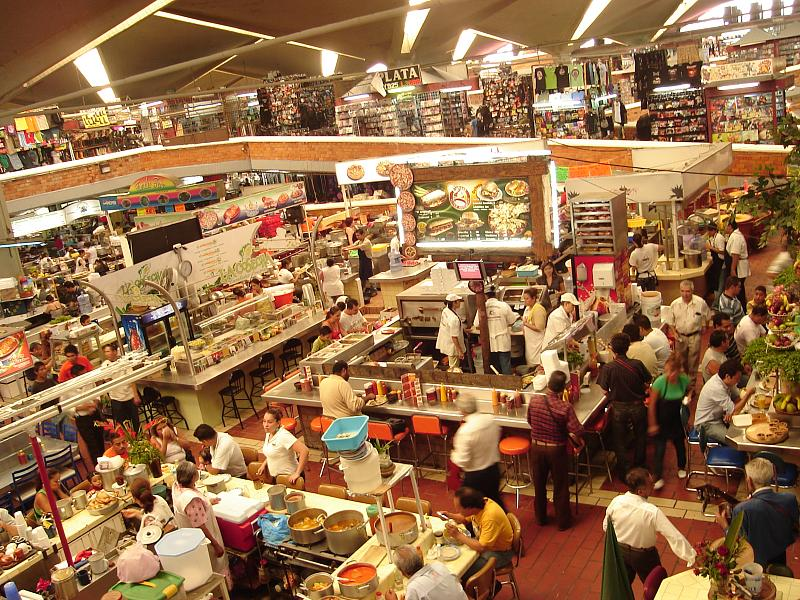 4 mercado de san juan de dios