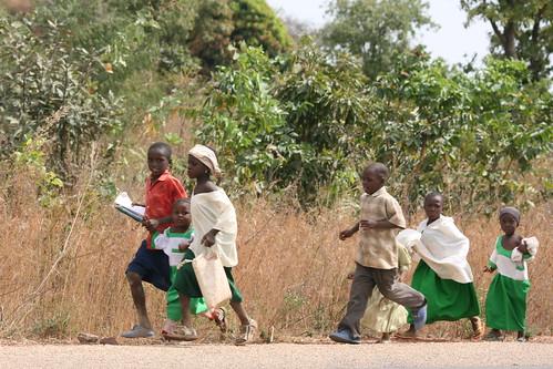 Schooling in Northern Nigeria by Jujufilms
