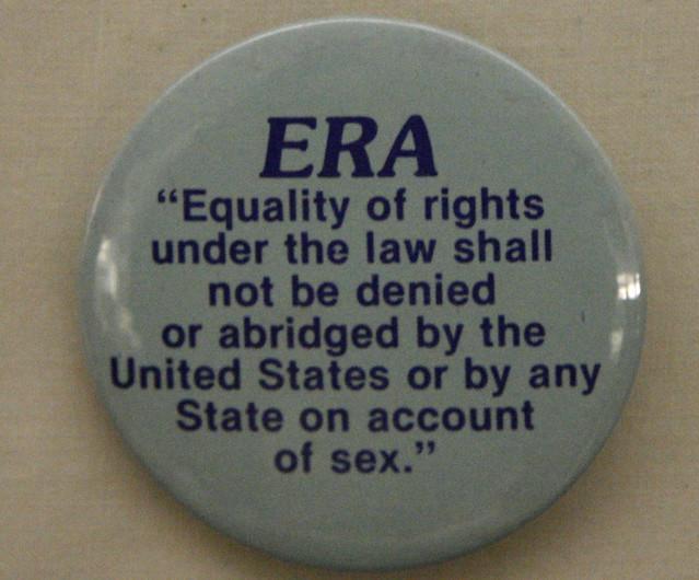 The Equal Rights Amendment Flickr