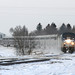 Amtrak Empire Builder at Frazee, MN