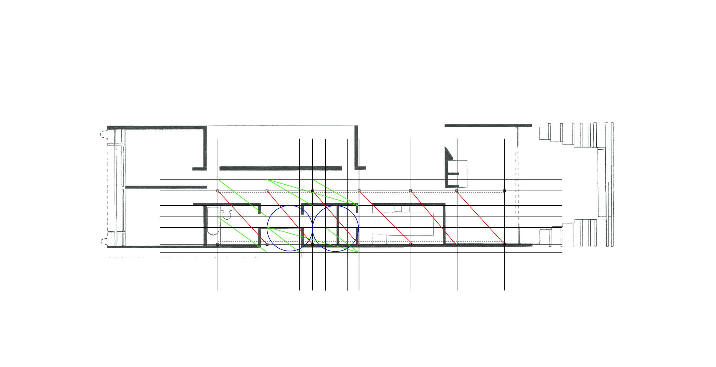 Ball Eastaway House Plan Proportion Diagram