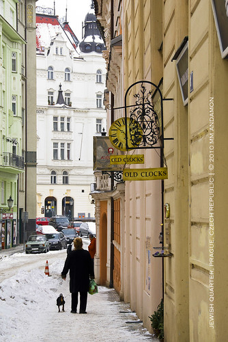 Josefov (Jewish Quarter), Prague