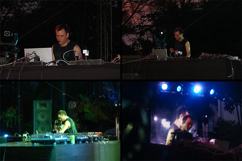 artista special-material crew en Medelink 2008