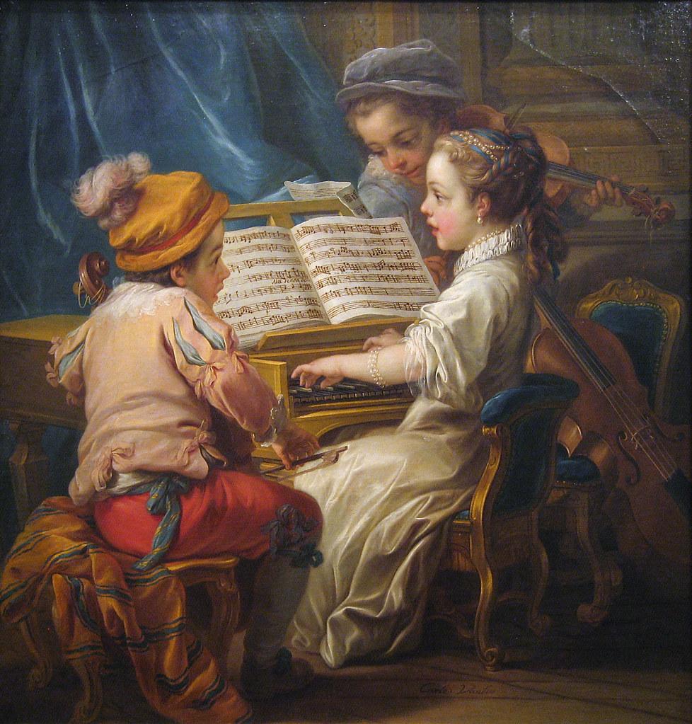 Music, 1753