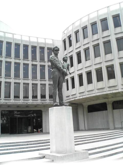 Philadelphia Police Headquarters Buiilding