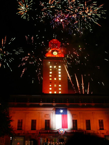 Commencement Fireworks