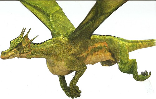 Mountian Dragon