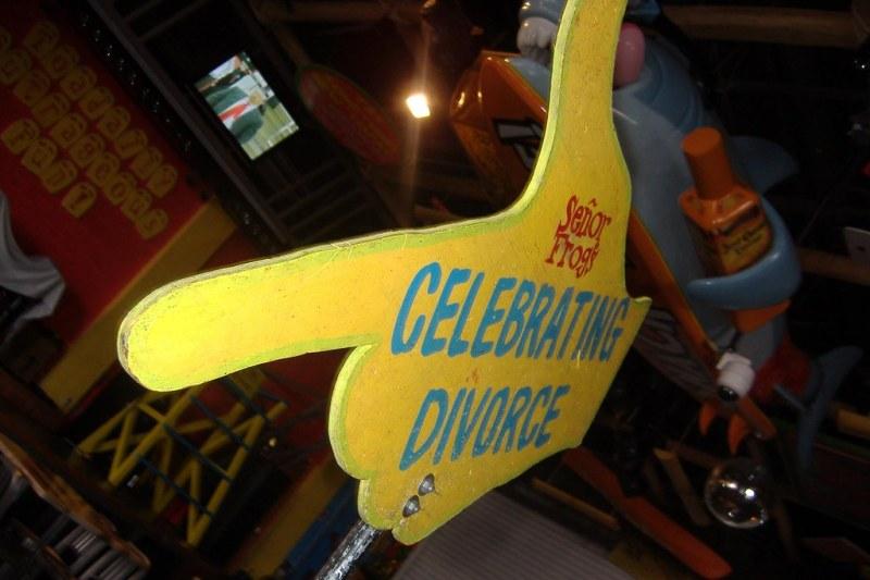 Celebrating Divorce