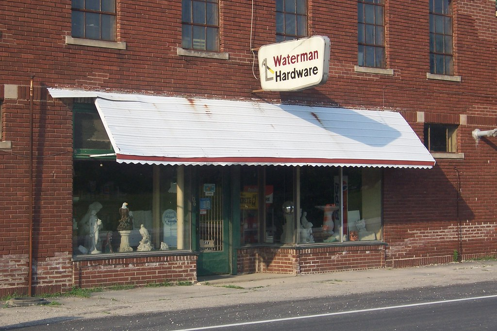 Waterman Hardware in Five Points